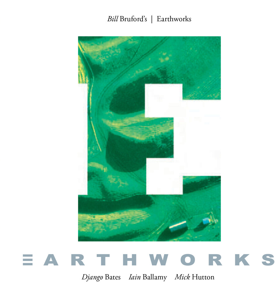 Bill Brufords  / Earthworks - Earthworks (Uk)