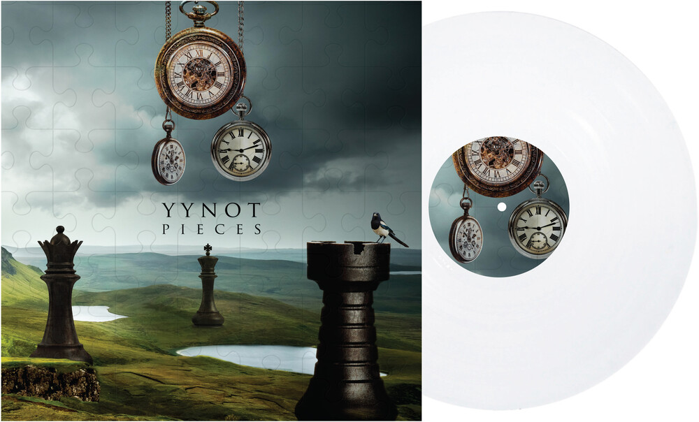 YYNOT - Pieces [Colored Vinyl] (Ofgv) (Wht)