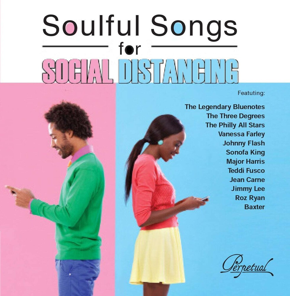 Soulful Songs For Social Distancing / Various - Soulful Songs For Social Distancing / Various