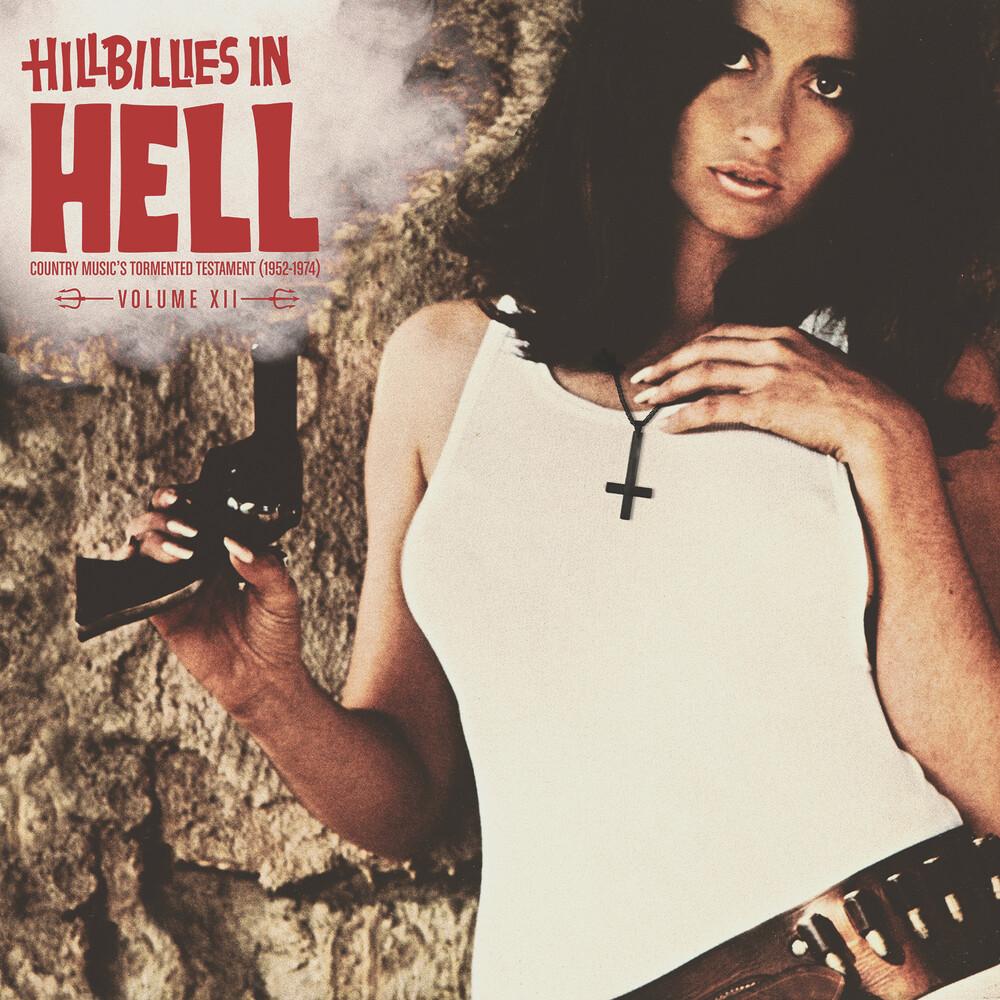 Hillbillies In Hell: 12 / Various (Iex) (Reis) - Hillbillies In Hell: 12 / Various [Indie Exclusive] [Reissue]