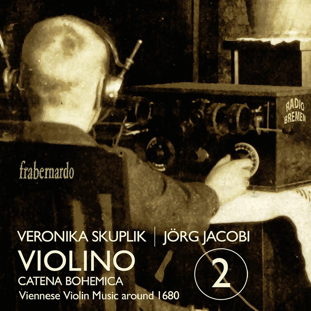 - Violino 2: Catena Bohemica
