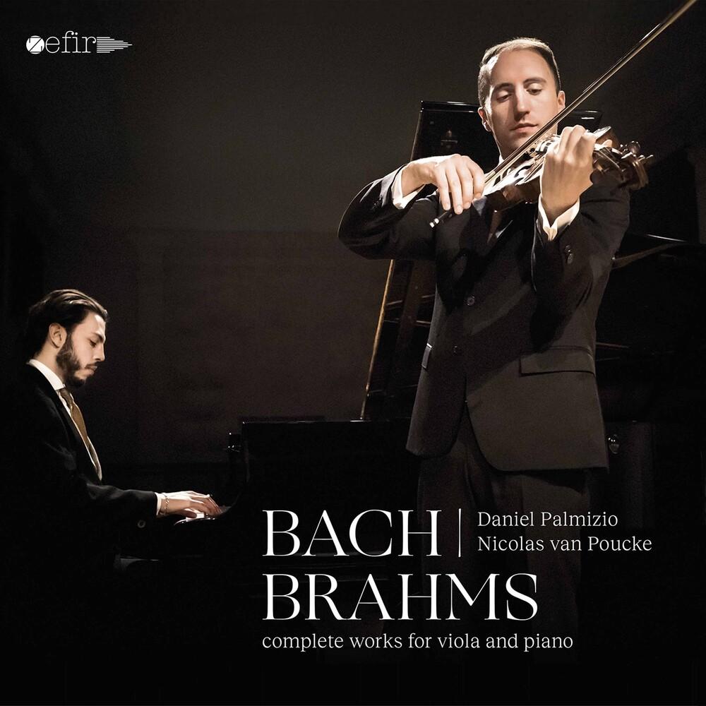 Brahms / Palmizio / Poucke - Viola And Piano (2pk)