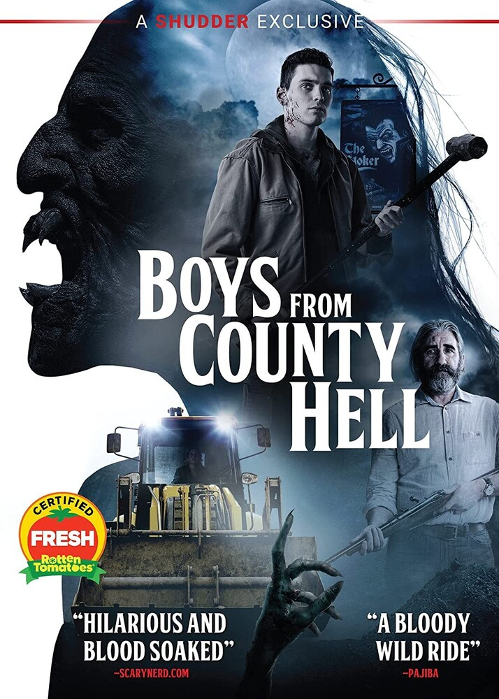 Boys From County Hell DVD - Boys From County Hell Dvd / (Sub)