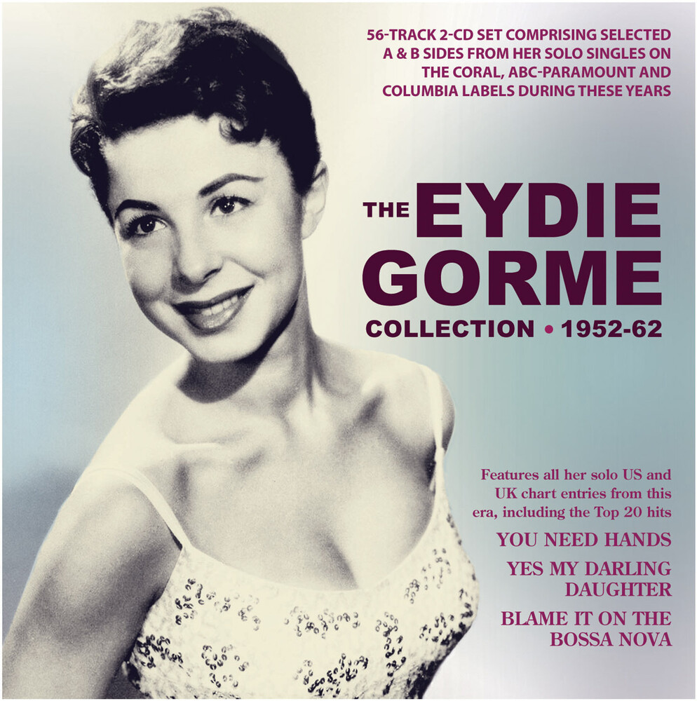 Eydie Gorme - Collection 1952-62