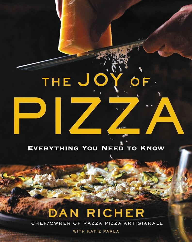 Dan Richer  / Parla,Katie - Joy Of Pizza (Hcvr)