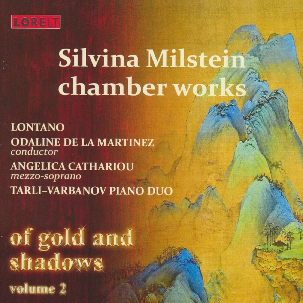 Of Gold & Shadows Vol.2 Silvina Milstein / Various - Of Gold & Shadows Vol.2 Silvina Milstein / Various