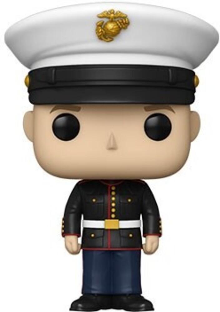 Funko Pop! Millitary: - Marine Male - C (Vfig)