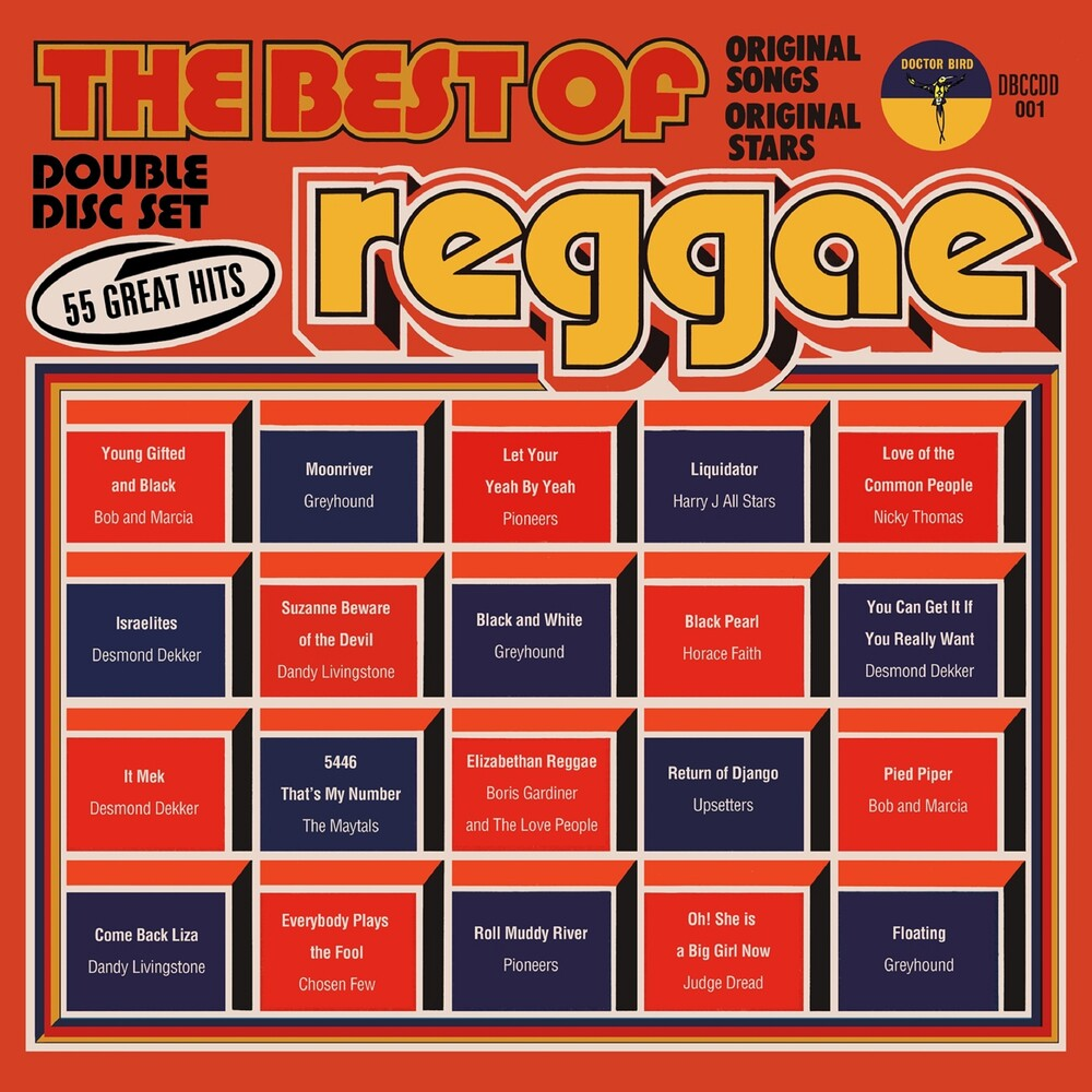 Best Of Reggae: Expanded Original Album / Various - Best Of Reggae: Expanded Original Album / Various