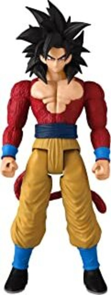 - Limit Breaker Super Saiyan 4 Goku 12 Figure (Afig)