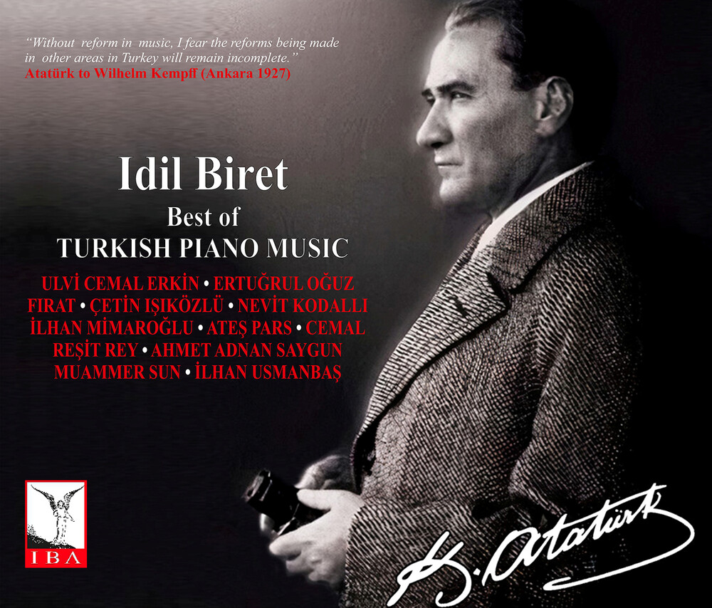 Best Of Turkish Piano Music / Various (4pk) - Best Of Turkish Piano Music / Various (4pk)