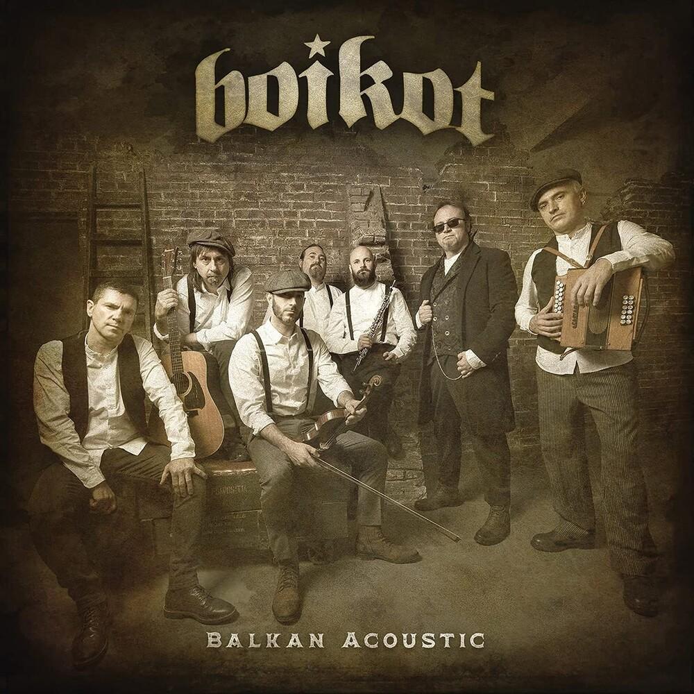 Boikot - Balkan Acoustic (Spa)