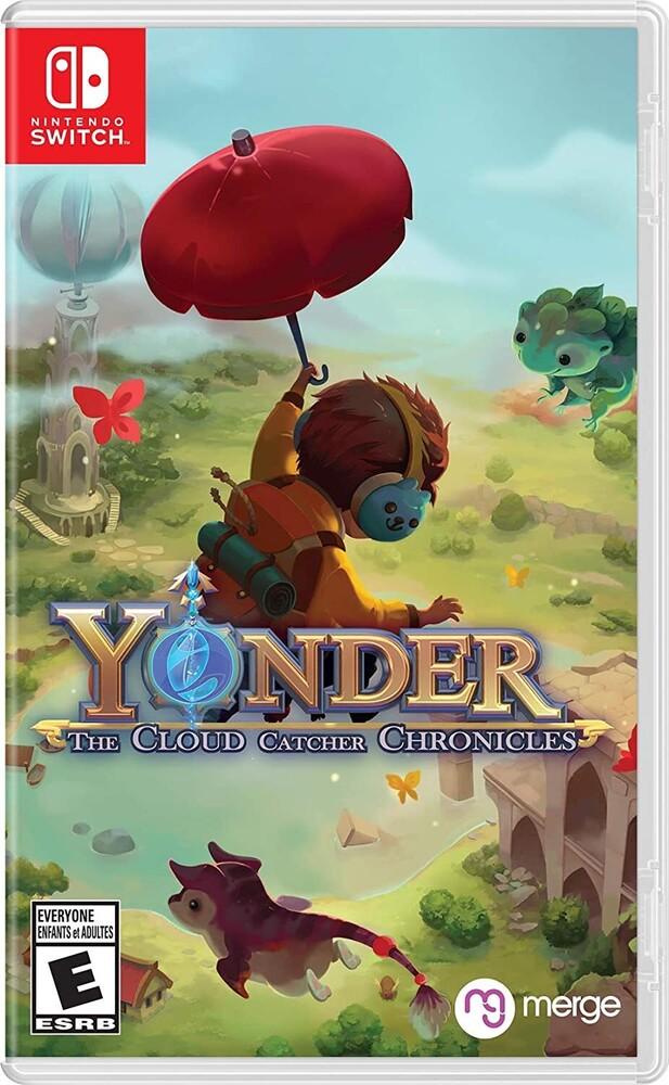Swi Yonder: The Cloud Catcher Chronicles - Swi Yonder: The Cloud Catcher Chronicles