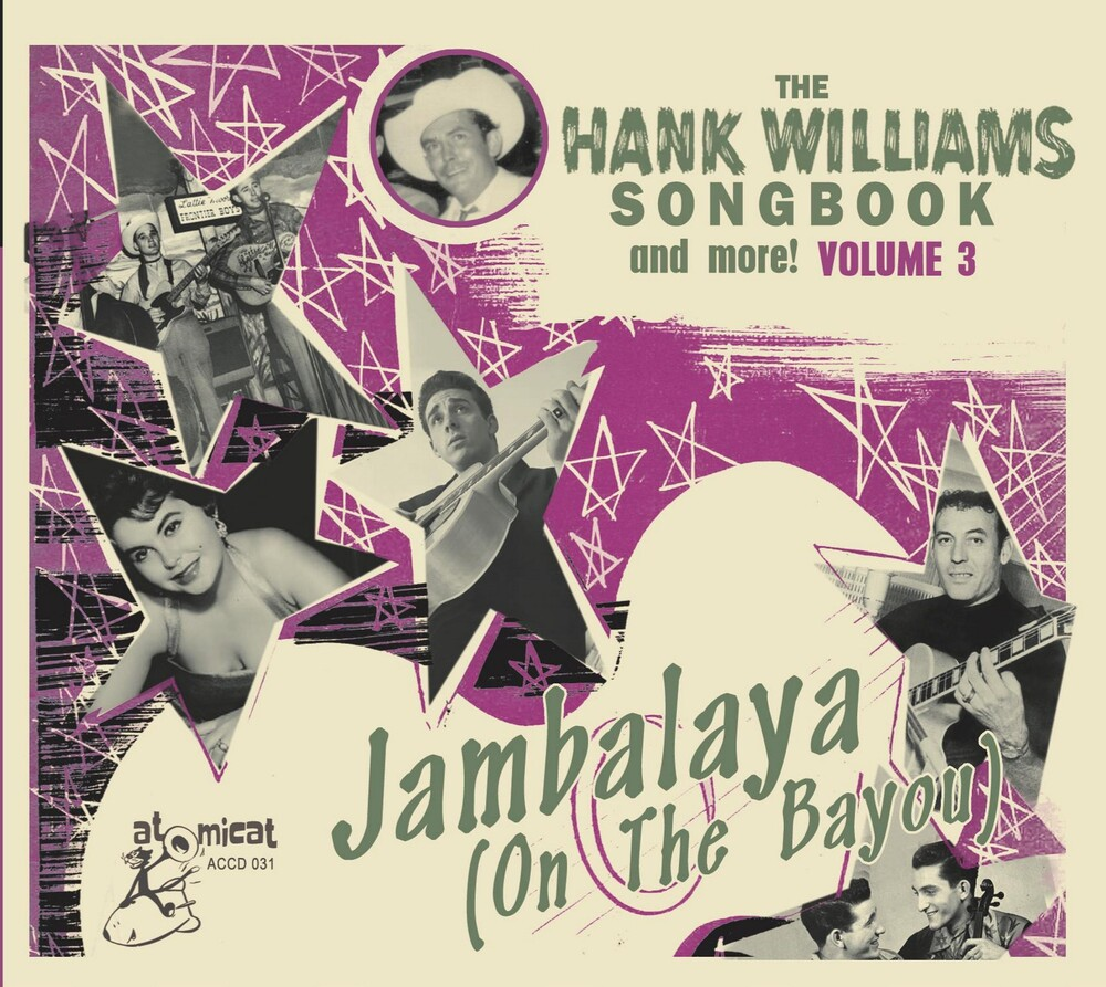 Hank Williams Songbook: Jambalaya On Bayou / Var - Hank Williams Songbook: Jambalaya On Bayou / Var