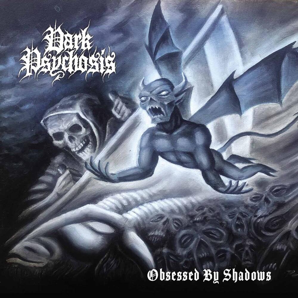 Dark Psychosis - Obsessed By Shadows [Digipak]