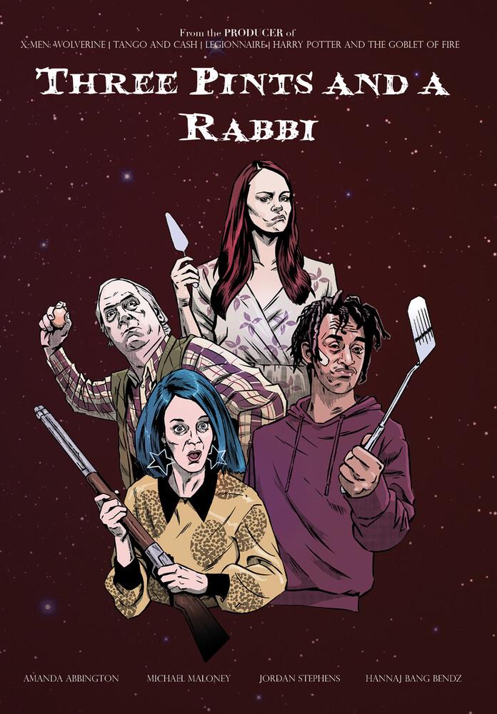 - 3 Pints And A Rabbi / (Mod)