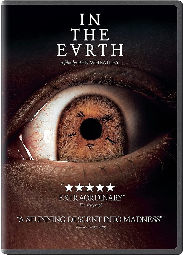 In the Earth DVD - In The Earth Dvd