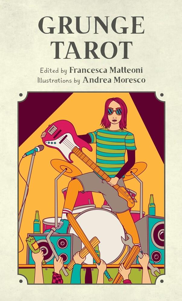 Matteoni Francesca  / Andrea,Moresco - Grunge Tarot (Box) (Card) (Ill)