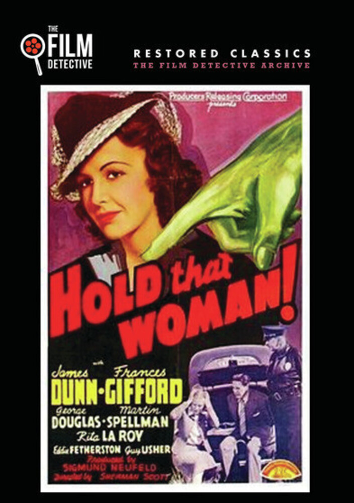 Hold That Woman - Hold That Woman / (Mod Rstr)
