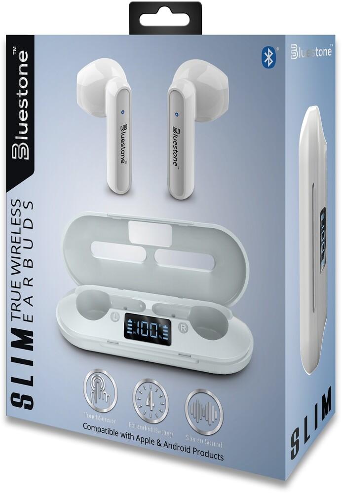 - Bluestone Tws22wh Slim Tw Touch Sensor Erbds Wht