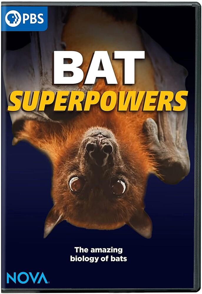 Nova: Bat Superpowers - Nova: Bat Superpowers