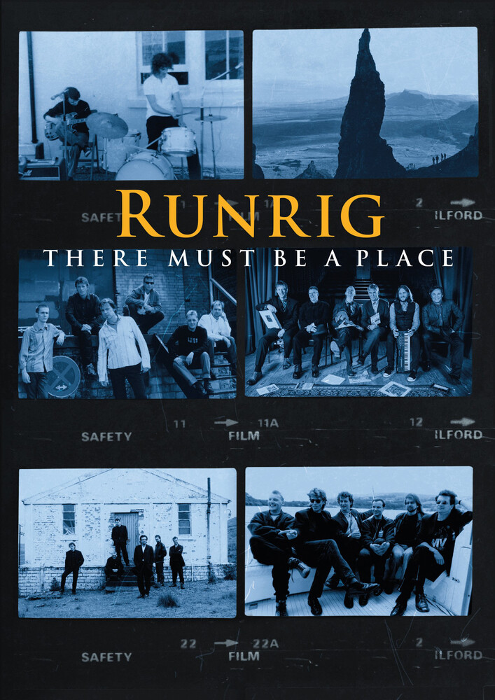 Runrig - There Must Be A Place / (Uk)