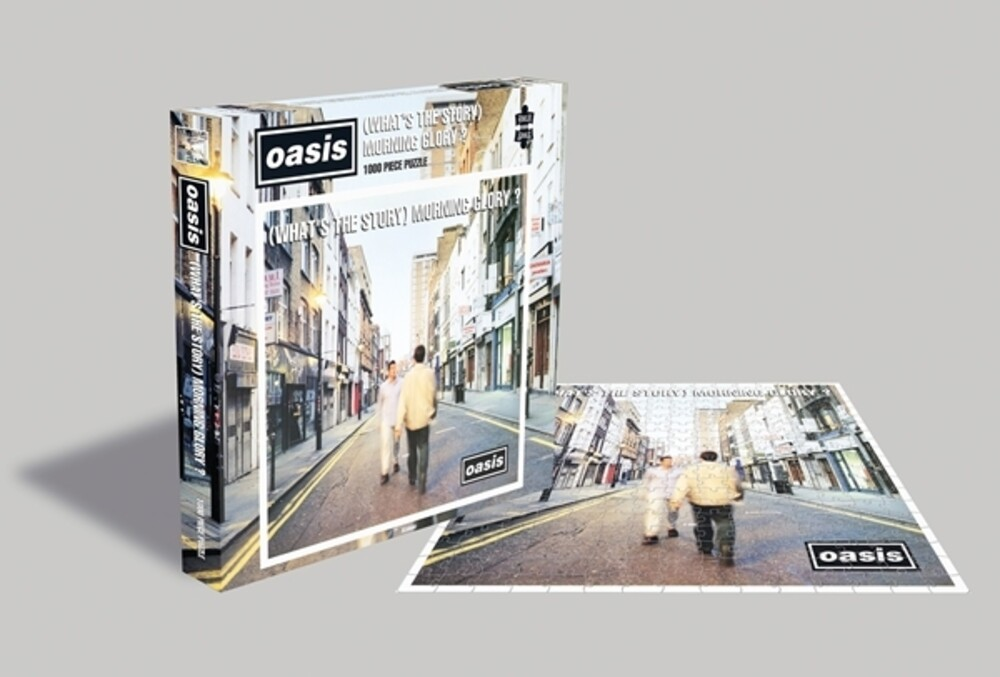 Oasis (What's the Story) Morning Glory (Puzzle) - Oasis (What's The Story) Morning Glory (Puzzle)
