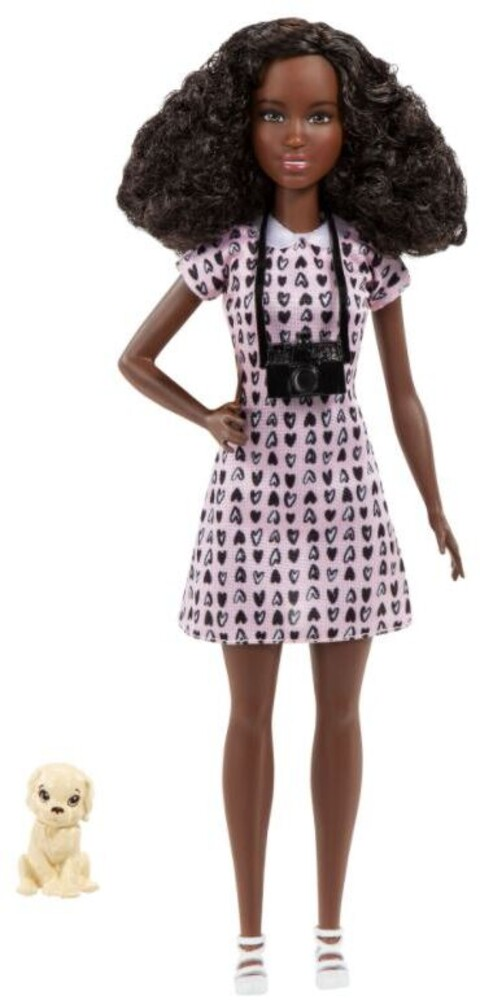 Barbie - I Can Be Career Public Relations Pr Doll Aa (Papd)