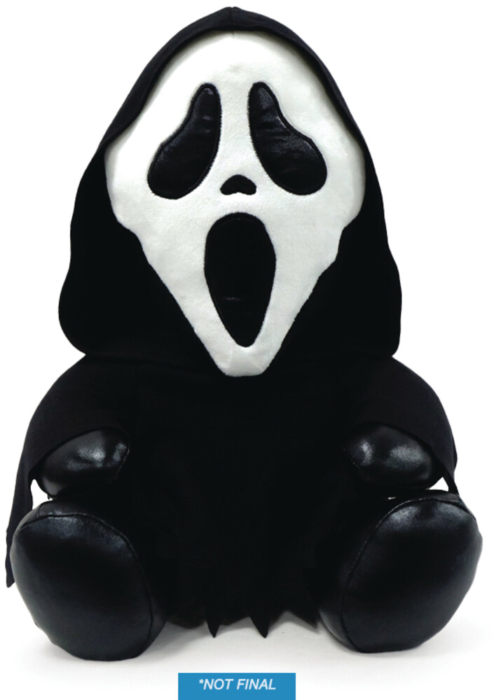 - Phunny Scream Ghost Face 8in Plush (Plus)