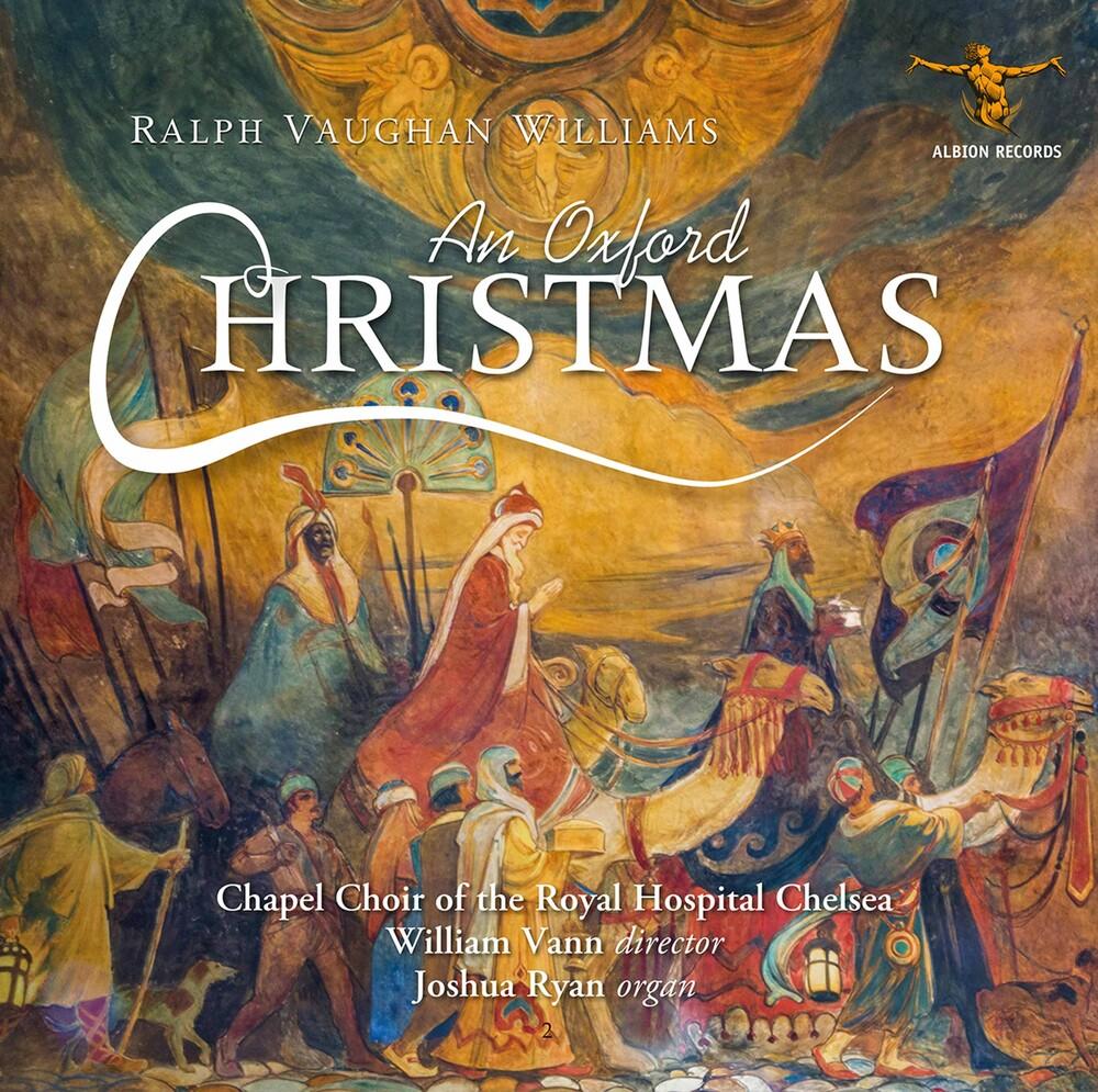 Williams / Vann / Ryan - An Oxford Christmas
