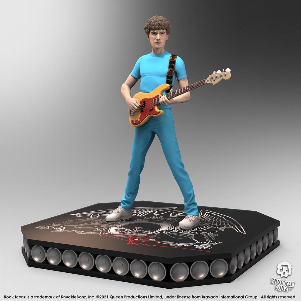 Knucklebonz - Queen John Deacon Rock Iconz Statue