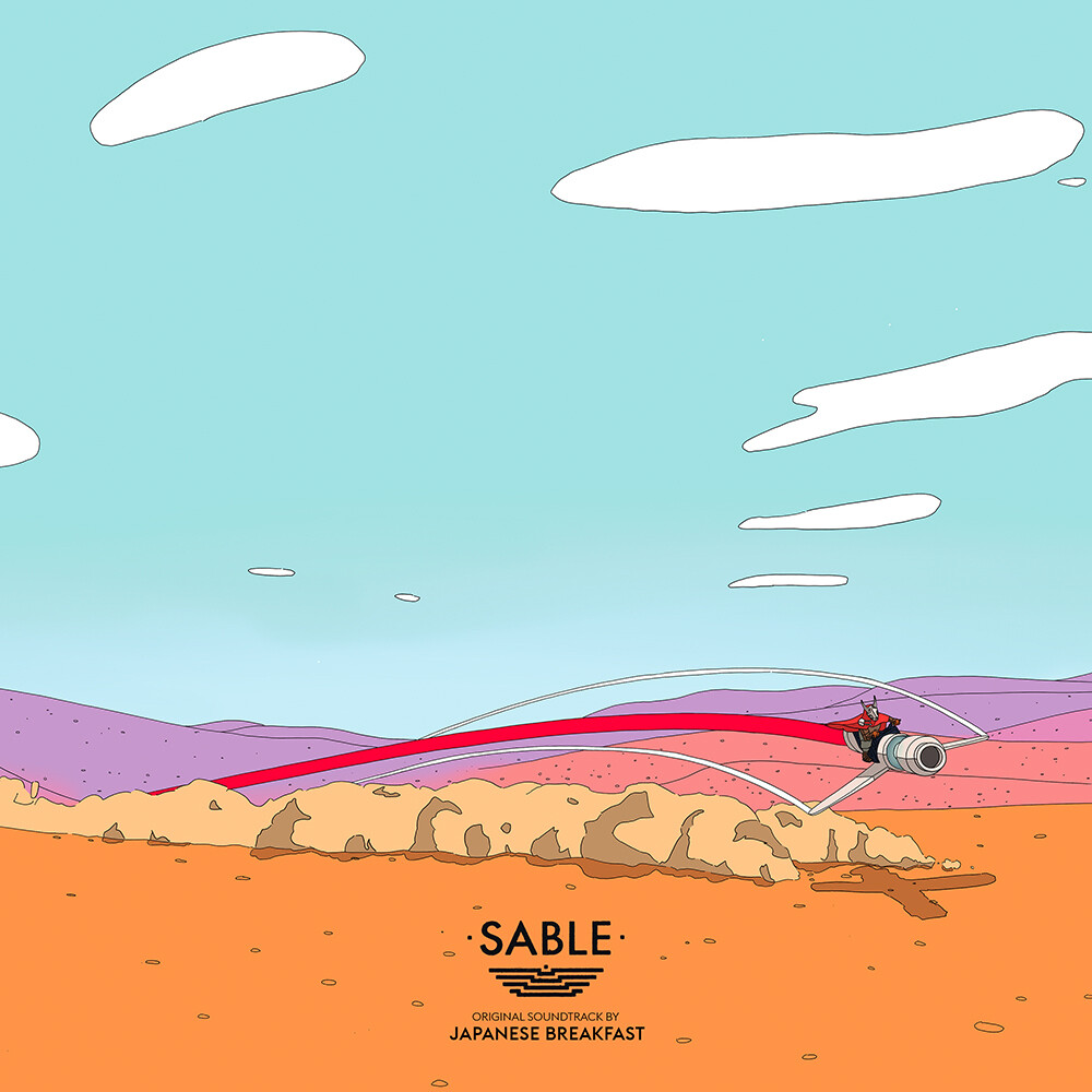 Japanese Breakfast (Colv) (Org) (Purp) - Sable / O.S.T. [Colored Vinyl] (Org) (Purp)