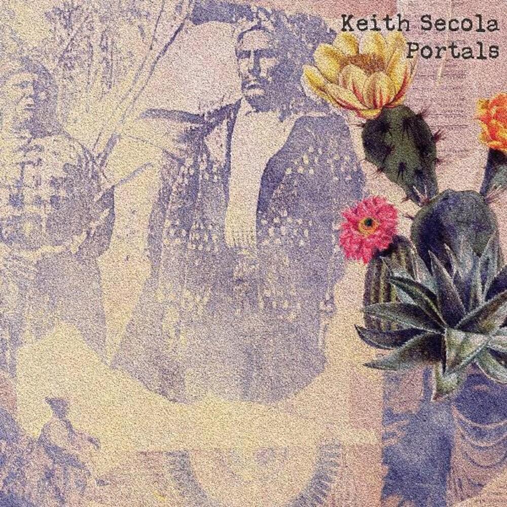 Keith Secola - Portals