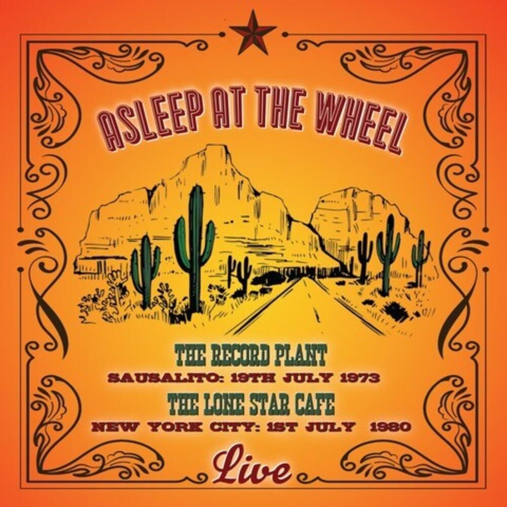 Asleep At The Wheel - Great American Radio Volume 10