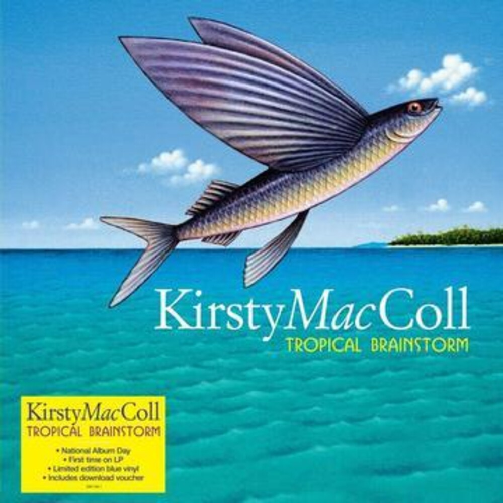 Kirsty Maccoll - Tropical Brainstorm [Limited Colored Vinyl]