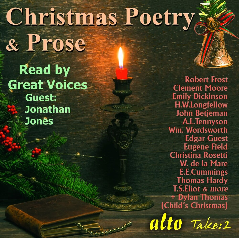 Christmas Poetry & Prose - Read By Great Voices - Christmas Poetry & Prose - Read By Great Voices