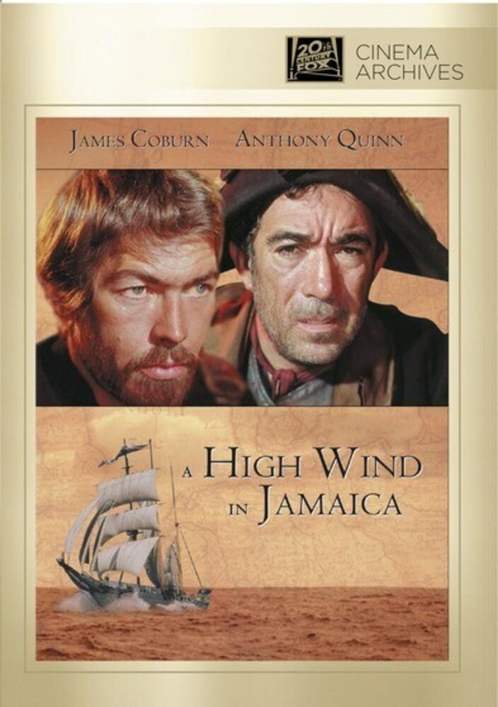 Gert Fr Be - A High Wind in Jamaica
