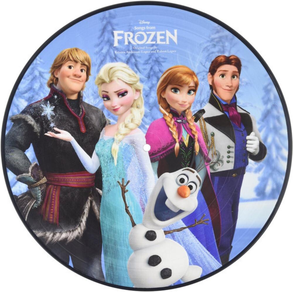 Frozen [Disney Movie] - Songs From Frozen [Picture Disc LP]