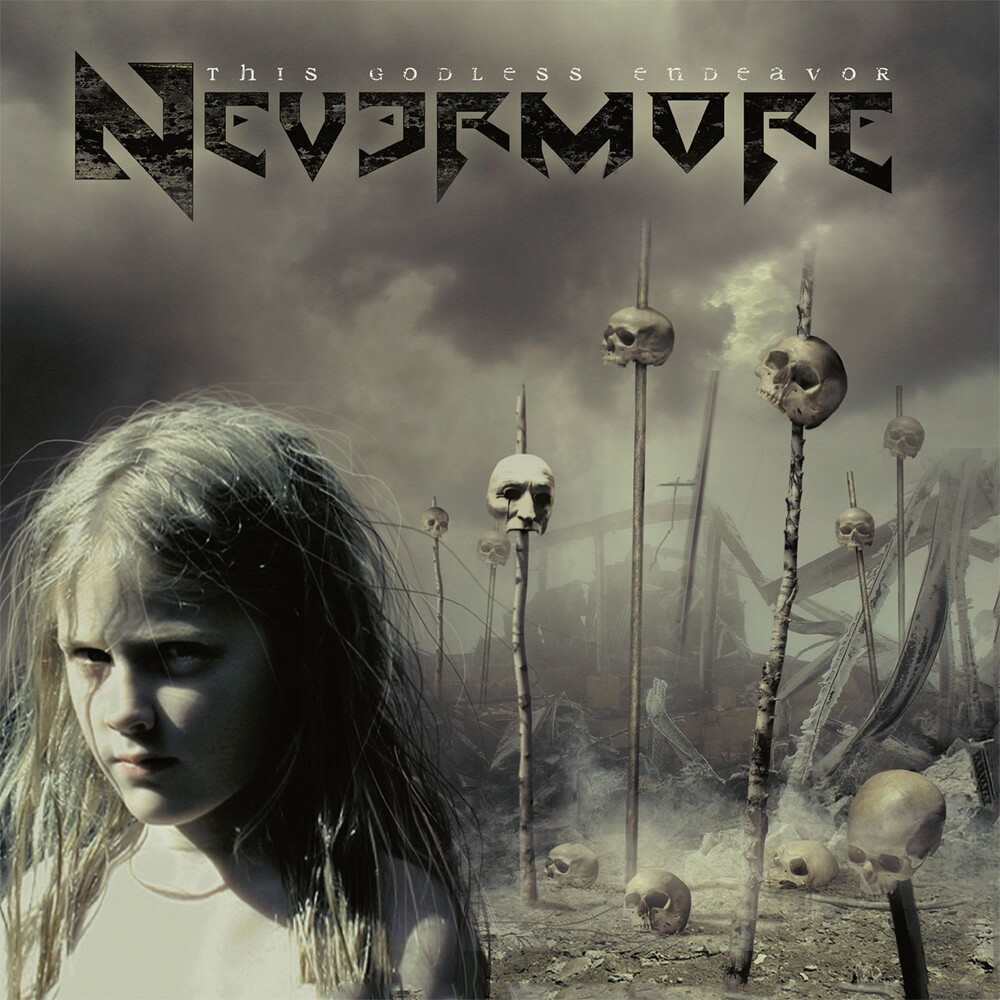Nevermore - This Godless Endeavor: Reissue [2LP/CD]