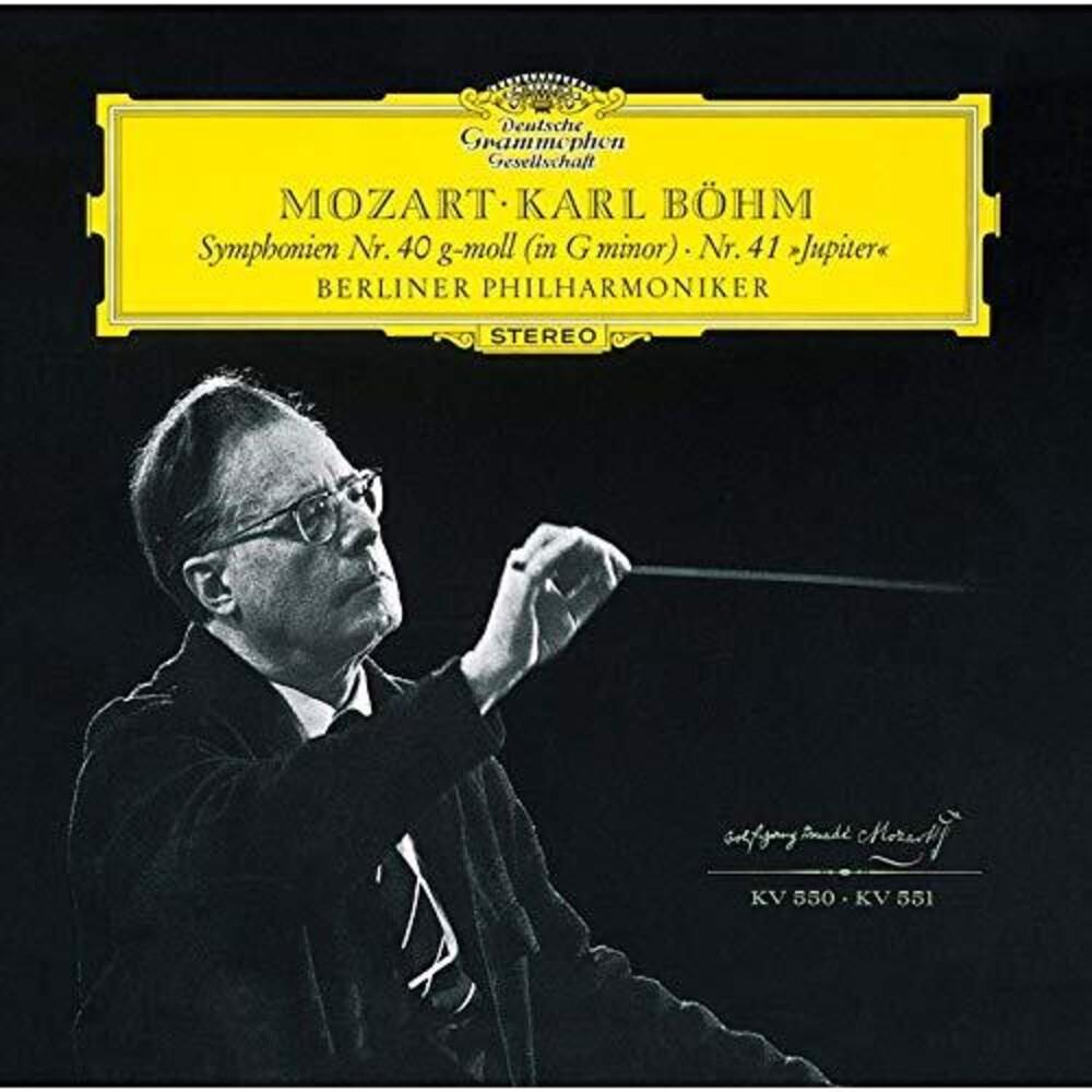 Mozart / Karl Bohm - Mozart: Symphonies 40 & 41 [Reissue] (Shm) (Hrcu)