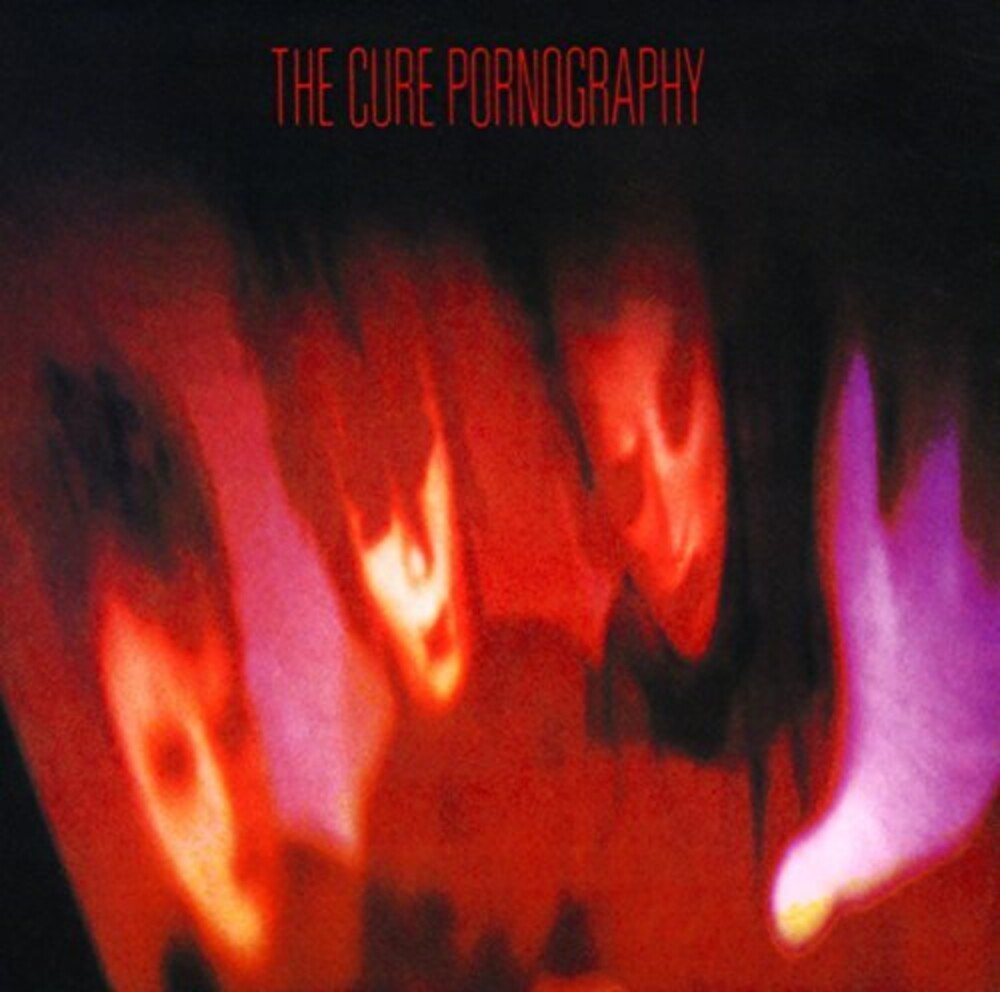 The Cure - Pornography (Uk)