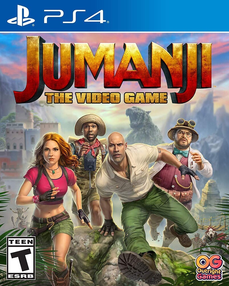 - Jumanji The Video Game