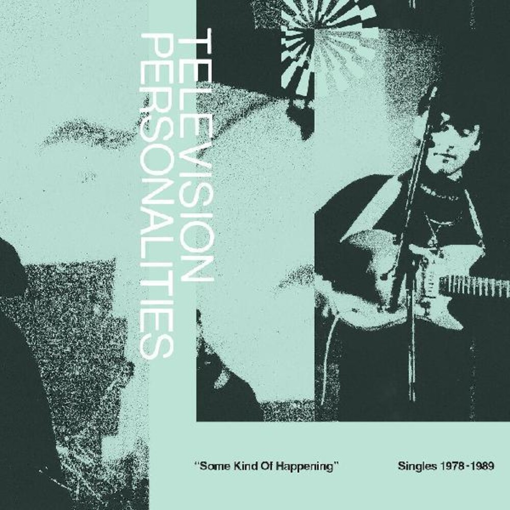 Television Personalities - Some Kind Of Happening (Singles 1978-1989) [Download Included]