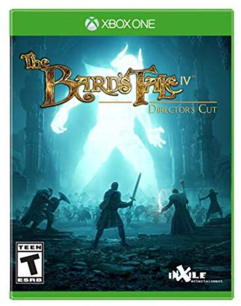 - The Bard's Tale IV: Director's Cut for Xbox One