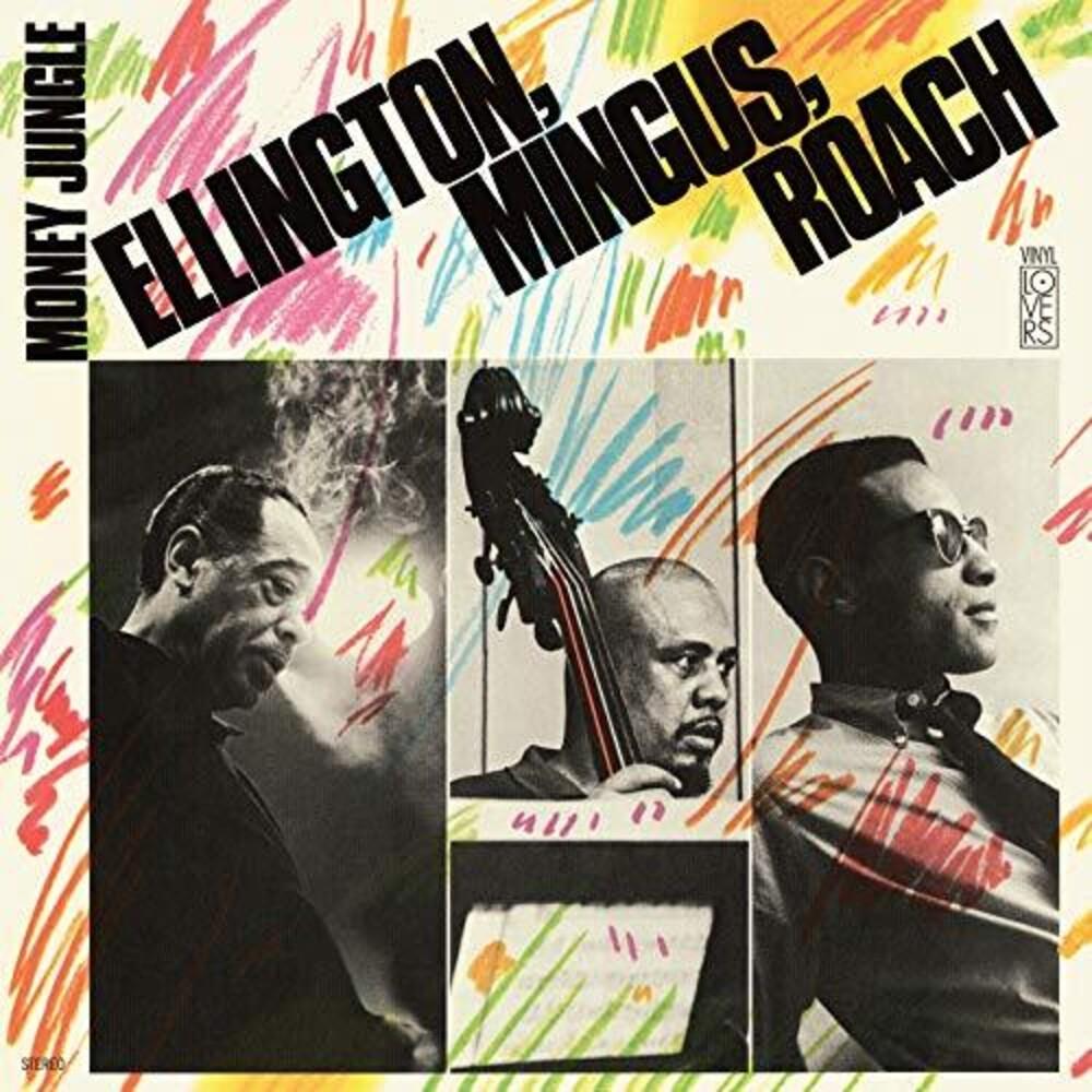 Duke Ellington / Mingus,Charles / Roach,Max - Money Jungle [180-Gram Vinyl]