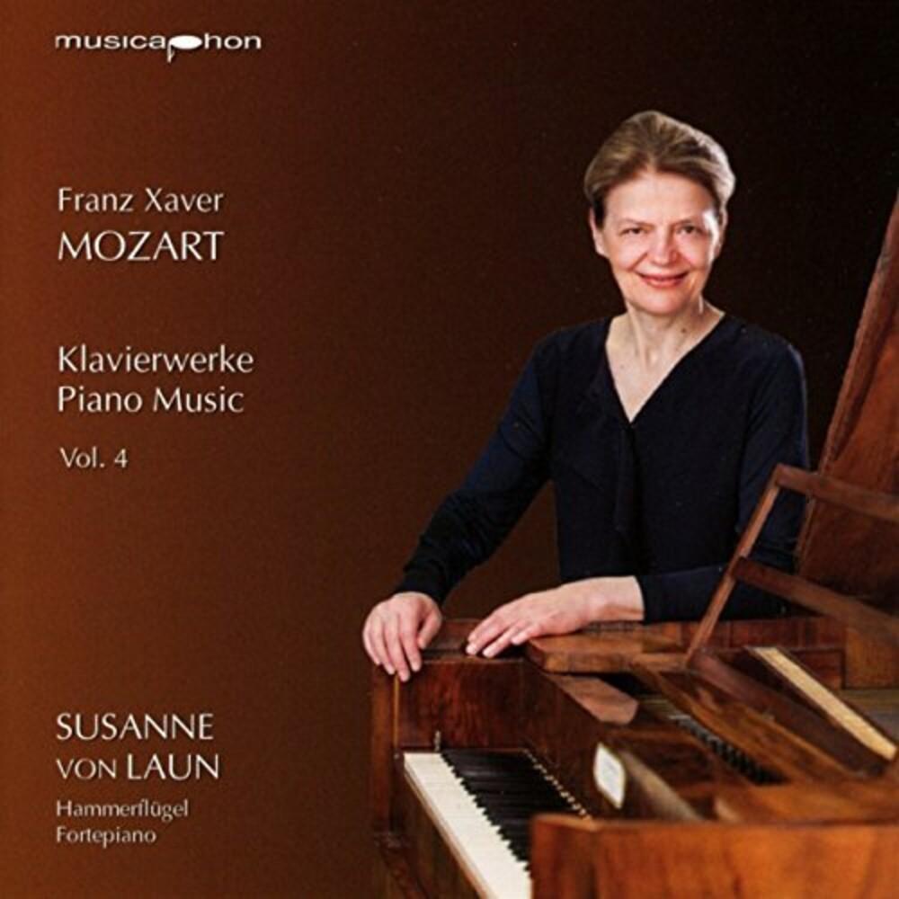 Susanne Von Laun - Piano Music 4