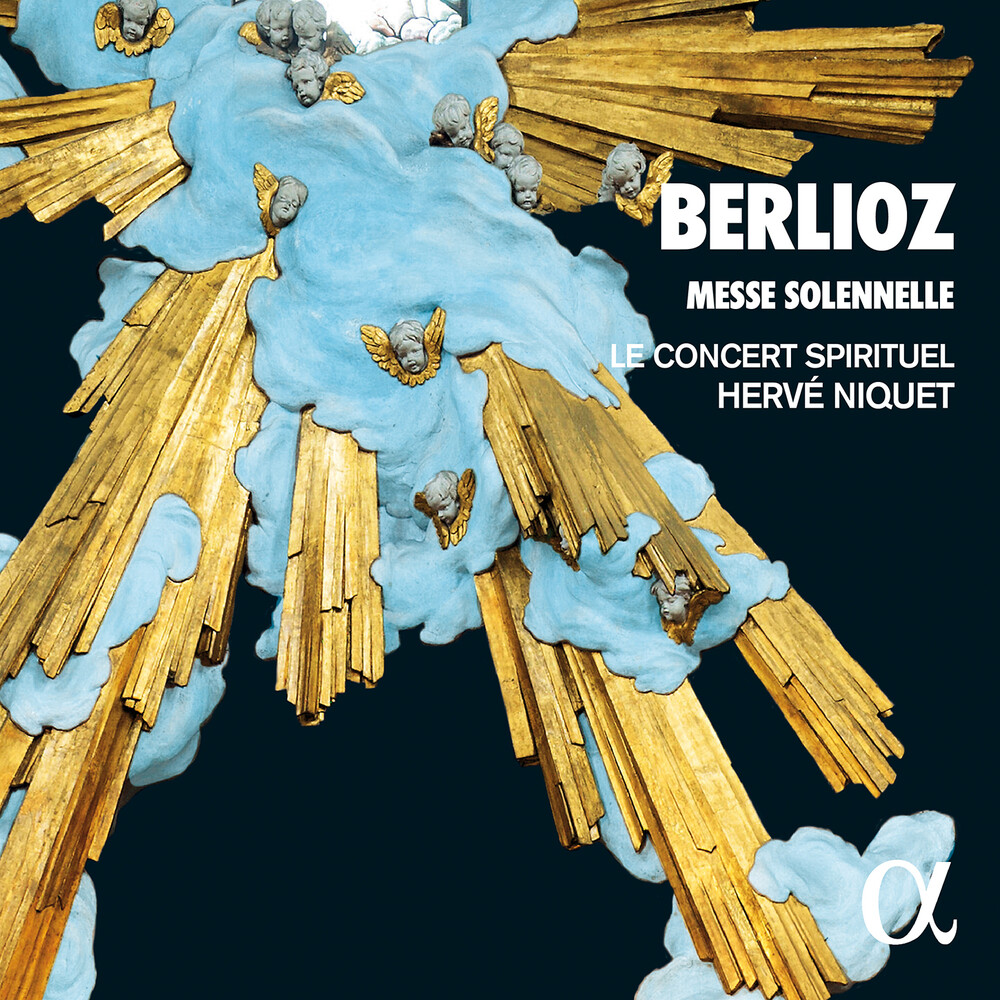 Berlioz / Niquet / Wolf - Messe Solennelle