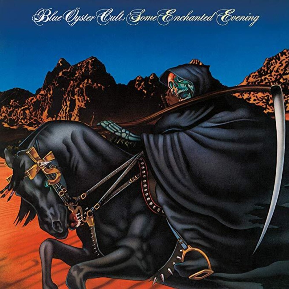 Blue Oyster Cult - Some Enchanted Evening (Hol)