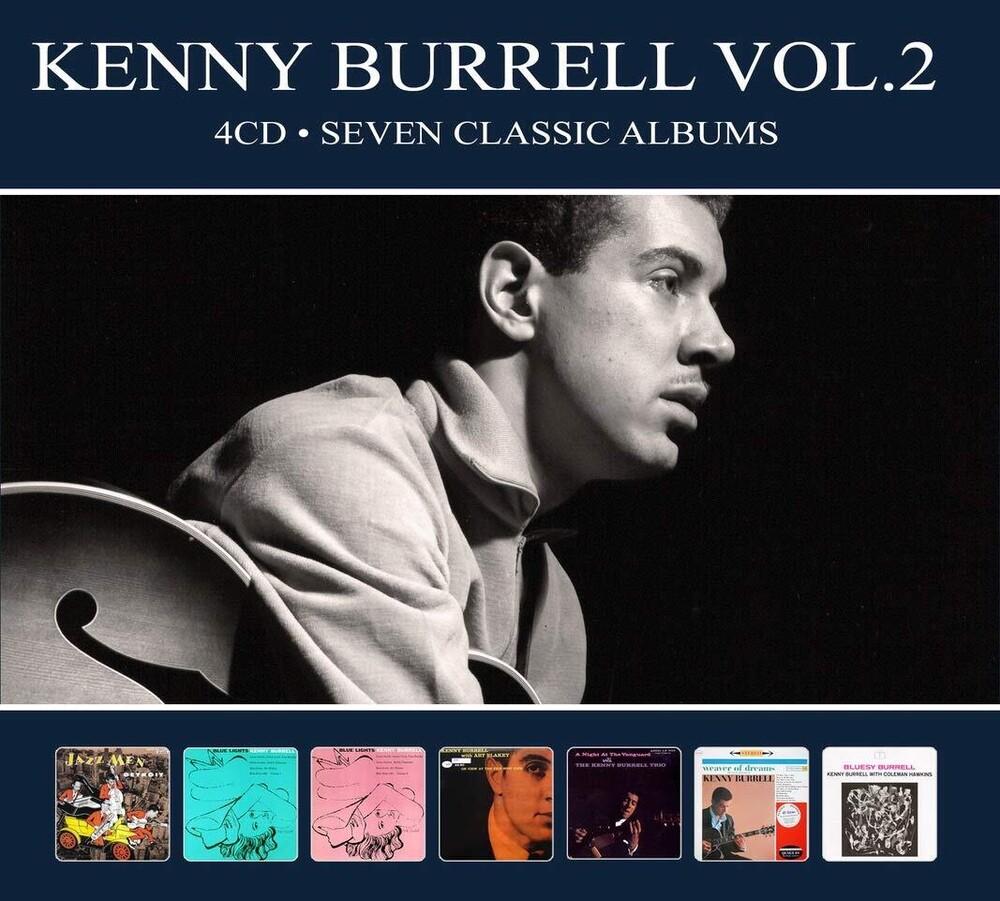 Kenny Burrell - Seven Classic Albums Vol 2 [Digipak] (Hol)