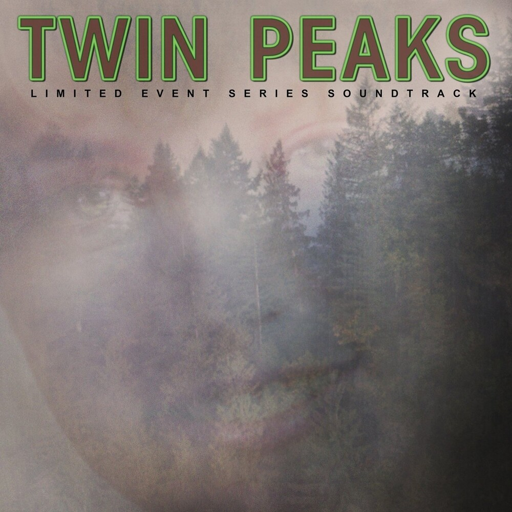Various Artists - Twin Peaks [Indie Exclusive Limited Edition Limited Event Series Original Soundtrack Lime Green 2LP]