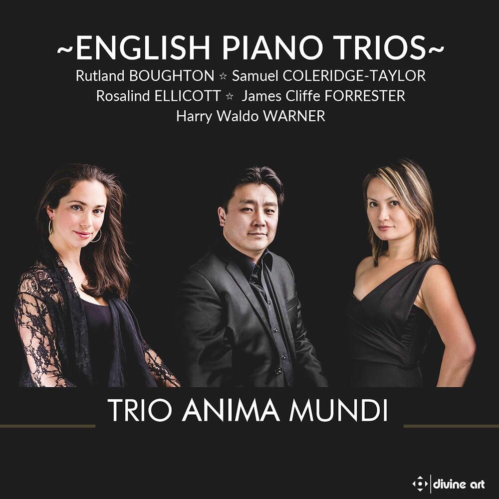 Trio Anima Mundi - English Piano Trios